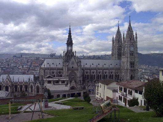 Кито, Эквадор
