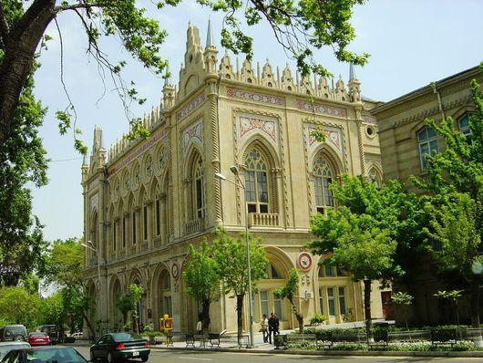 Баку, Азейбарджан