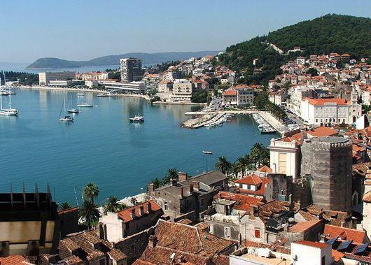 Сплит, Хорватия