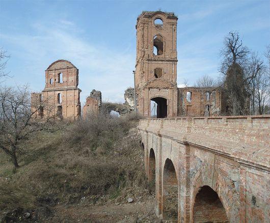 Корецкий замок, Украина