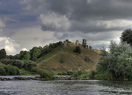 Губковский замок
