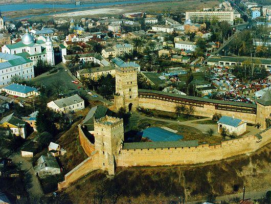 Луцкий-замок, Украина