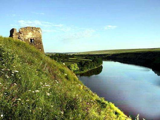 Жванецкая крепость, Украина