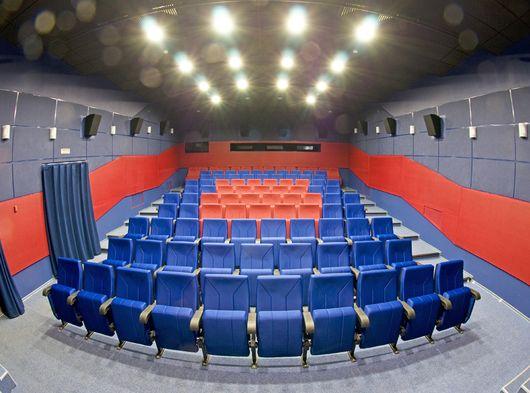 Кинотеатры Москвы
