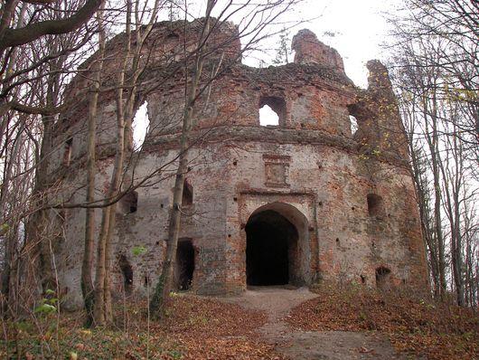 Добромильский замок