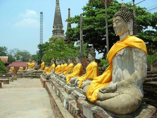 Перелет в Таиланд по онлайн-билетам