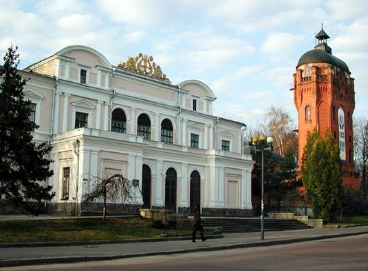 Житомир, Житомирская филармония