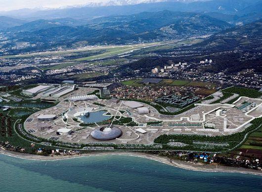 Олимпийские высоты