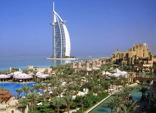 ОАЭ туры. Знакомимся с востоком