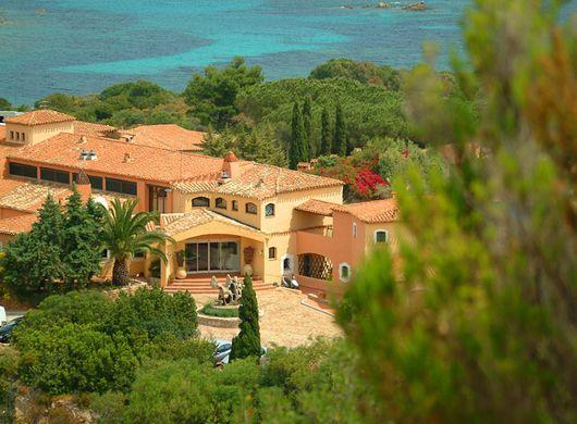 На отдых в Сардинию