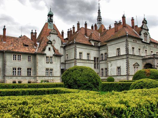 Дворец баронов Шенборнов