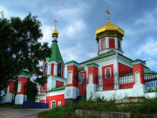 Вышгород, Украина