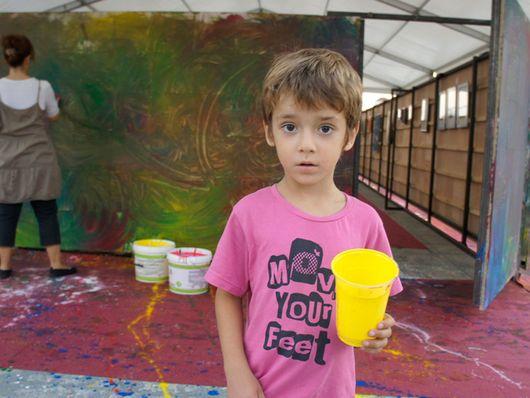 Детский отдых в лагере Skouras Camp