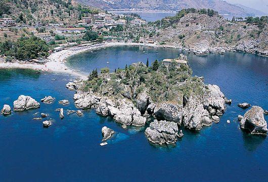 Отдыхаем в Таормине на Сицилии