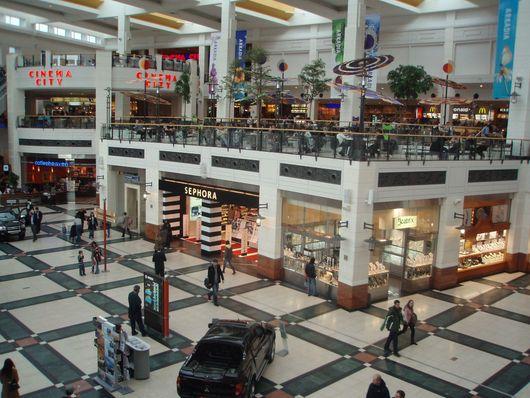 Удачный шопинг в Польше