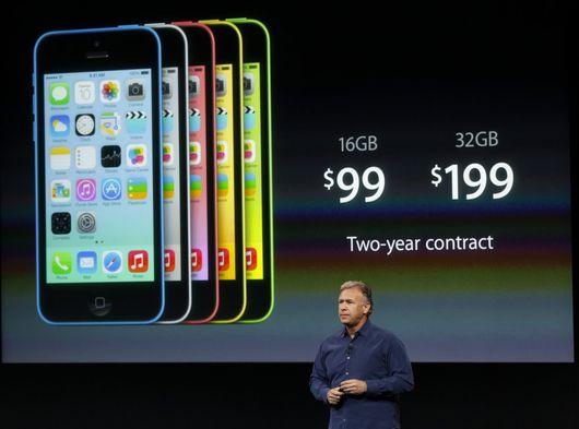 Ремонт iPhone 5S своими руками