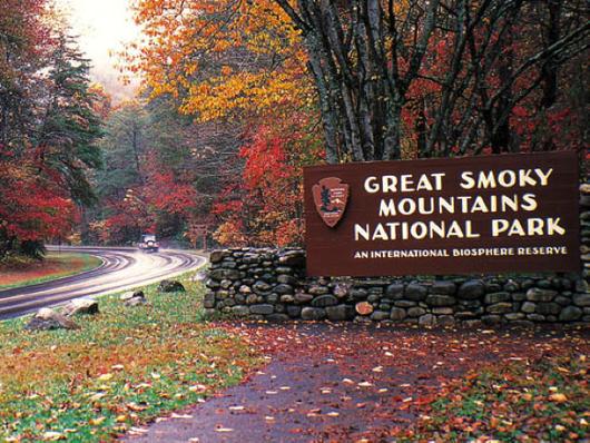 Национальный парк Грейт-Смоки-Маунтинс