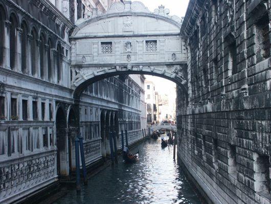 Путешествие в Венецию