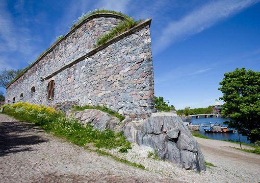 «Северный Гибралтар» - крепостью Свеаборг