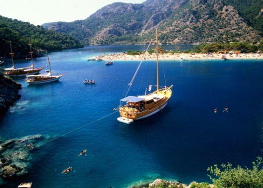 Путевки в Турцию в сентябре