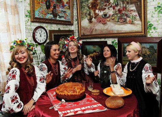 Украина свадебная