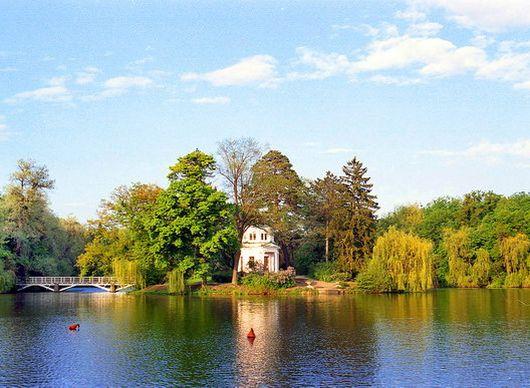 Парк «Софиевка», Умань