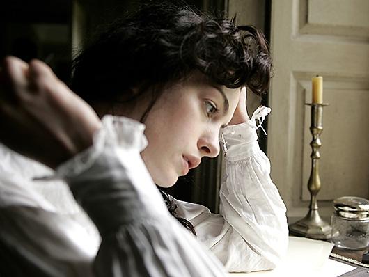 «Джейн Остин» (2007 г.) с Энн Хэгэуэй и Джеймсом Макэвоем