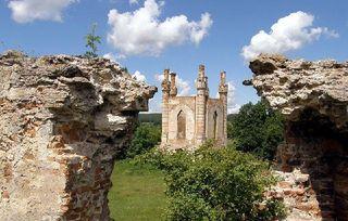 Новомалинский замок