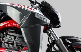 Мотоцикл CF 650NK и максискутеры Nexus — мощь, красота и удобство вождения