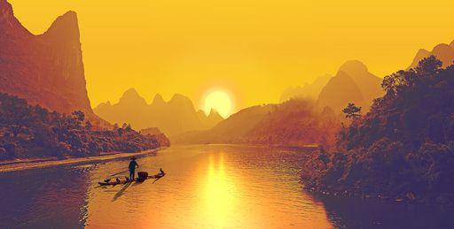 Желтая река Ли