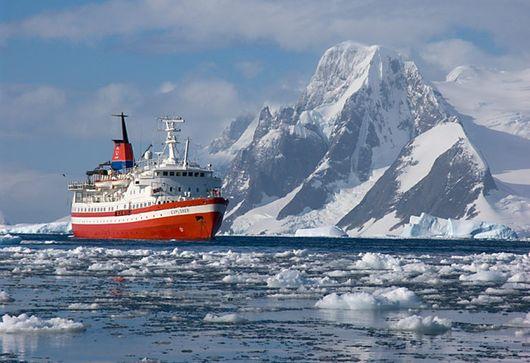 Антарктида без ледяного панциря, ч. VI