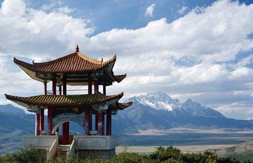Зимний отдых в Китае