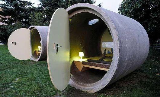 Если хочется экзотики или необычные отели