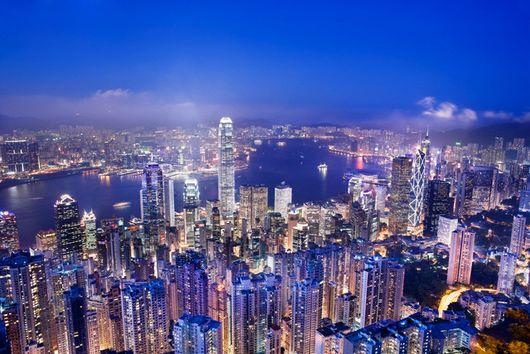 Знакомство с Гонконгом