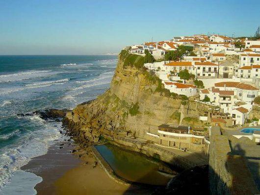 Синтра, резиденция португальских монархов
