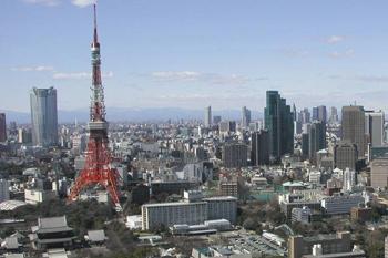 Телевизионная башня в Токио ч.II