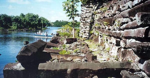 Нан-Мадол — тропический рай, ч.II