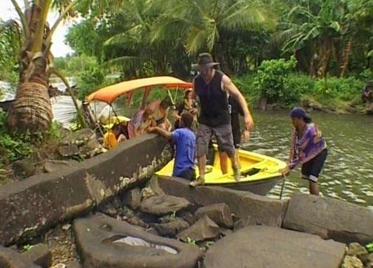 Нан-Мадол — тропический рай, ч.V