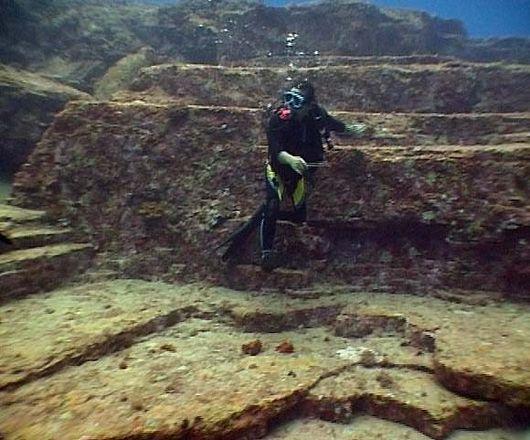 Подводные сооружения Йонагуни, ч.IV