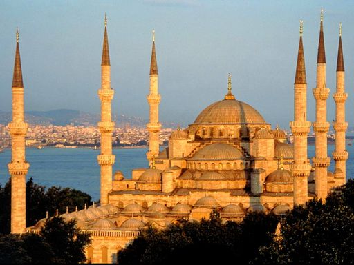 Особенности отдыха в Турции