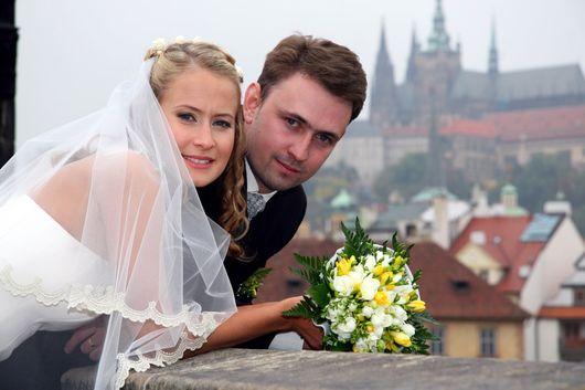 Оригинальная свадьба за границей