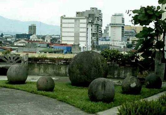 Каменные шары, ч. II