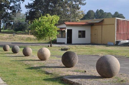 Каменные шары, ч. IV