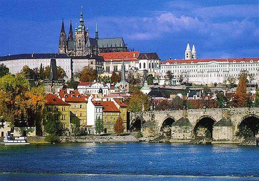 Чехия как идеал культурного отдыха. Туры по Праге