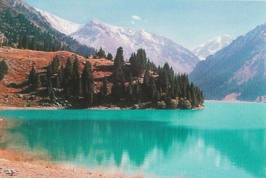 Тайны озера Иссык-Куль, ч. I
