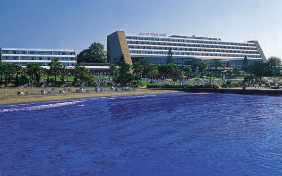 Отель Amathus Beach Hotel Limassol