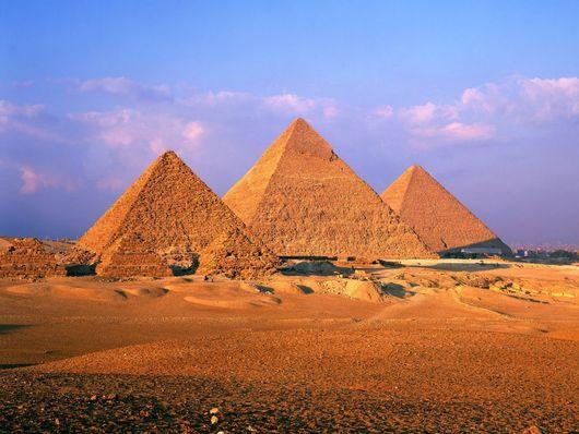 Подарки из страны пирамид