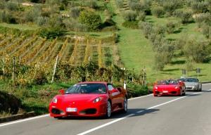 Путешествуем по Италии на автомобиле